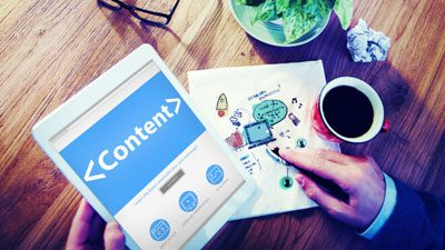 Content planing for seo