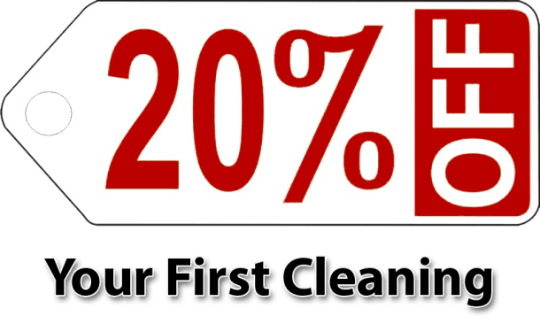20% Off Your First Residential Cleaning